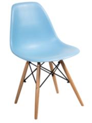 Кухонный стул Signal Enzo (голубой)