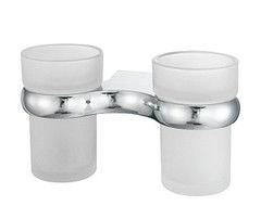 WasserKRAFT Стакан для зубных щеток Berkel K-6828D