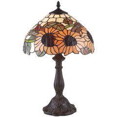 Настольный светильник Arte Lamp Sunflower A1218LT-1BG