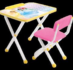 Детский стол Nika Д2П Принцесса Disney