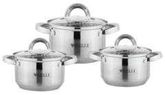 Наборы посуды Kelli KL-4246 6 пр.