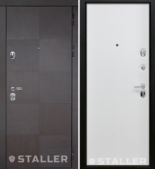 Входная дверь Входная дверь Staller Альба
