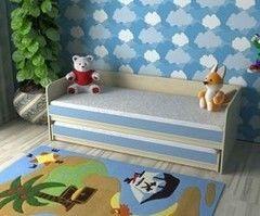 Двухъярусная кровать СлавМебель Дуэт-7