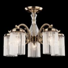 Светильник Светильник Евросвет 60014/5 античная бронза