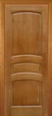 Межкомнатная дверь Межкомнатная дверь Поставский мебельный центр ДГ 16 Темный лак