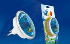 Детский светильник Uniel DTL-370 RIO1-01