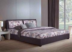 Кровать Кровать ZMF Алиса (встроенный матрас 160х200 см., НПБ+кокос)