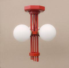 Светильник Stdlight в восточном стиле арт. Elebrant red