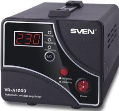 Стабилизатор напряжения Стабилизатор напряжения Sven VR-A1000