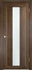 Межкомнатная дверь Межкомнатная дверь CASAPORTE Сицилия 02 Венге мелинга (матовое стекло)