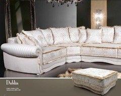 Элитная мягкая мебель КОРСАК-ВВ Dublin угловой