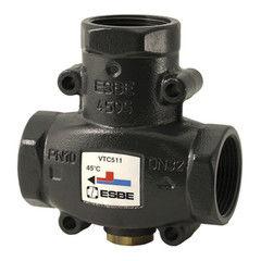 Запорная арматура Esbe Нагрузочный клапан VTC511 DN25 50°С арт. 51020100