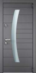 Входная дверь Входная дверь Torex Snegir Cottage SNG-4 Темный пепел