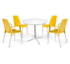 Обеденный стол Обеденный стол Sheffilton SHT-DS26