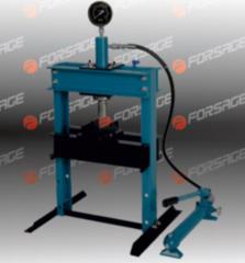 Промышленное оборудование Forsage Гидравлический настольный пресс F-TY12001