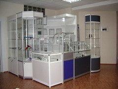 Торговая мебель Торговая мебель ВФТ Вариант 14