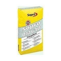 Сухая кладочная смесь Сухая кладочная смесь Sopro DM 610