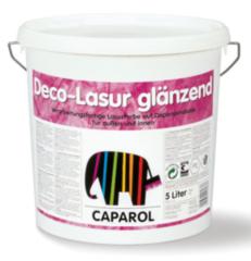 Декоративное покрытие Caparol Deco-Lasur Glanzend (2.5л)