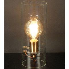 Настольный светильник Citilux Эдисон CL450802 Бронза + Венге