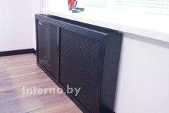 Экран для радиаторов Interno.by МДФ шпонированный 1