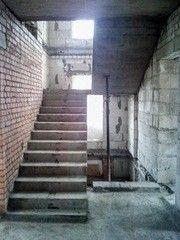 Лестница из бетона Монолит Пример 54