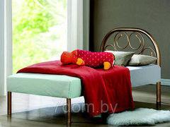 Детская кровать Детская кровать БелНордСтайл Кровать БелНордСтайл Виктория 1, 90х200