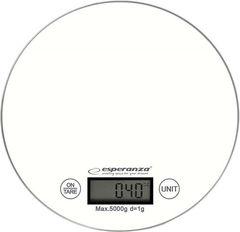 Кухонные весы Кухонные весы Esperanza Весы кухонные  Mango EKS003 (белый) Mango EKS003 (белый)