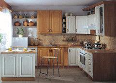Кухня Кухня Алфексгрупп №34 (Плёночный МДФ)