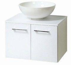 Мебель для ванной комнаты Акваль Тумба Паола 60 подвесная