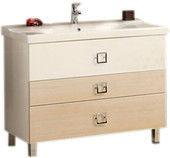 Мебель для ванной комнаты Акватон Тумба под умывальник Стамбул 105 (сосна ларедо)