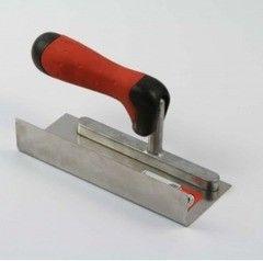 OLEJNIK Гладилка для внутренних углов с двухкомпонентной ручкой 200мм (126220-2K)