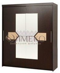 Шкаф-купе Шкаф-купе Олмеко 06.247 + комплект дверей №23(750)