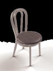 Кухонный стул САВ-Лайн Тулипан (коричневый)