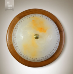 Настенно-потолочный светильник N&B Light 12402 Грек