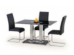 Обеденный стол Обеденный стол Halmar Walter 2 (черный)