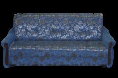 Диван Двухместный диван ПромТрейдинг Уют 2 гобелен синий 120