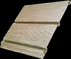 Софит Ю-пласт Timberblock Дуб натуральный с частичной перфорацией