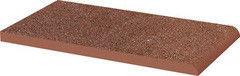 Клинкерная плитка Клинкерная плитка Ceramika Paradyz Taurus Brown подоконник 24,5x13,5