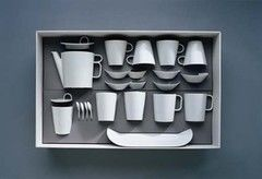 Cesky Porcelan Чайный набор Bohemia 80519/00000
