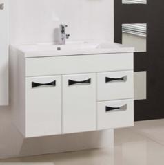 Мебель для ванной комнаты Акватон Тумба Диор 120 белая (1A110601DR010)