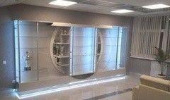 Шкаф офисный Восток-СВ Стеллаж для кубков