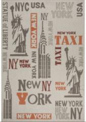 Ковер Balta Star 19091/085 New York слоновая кость (160x230)