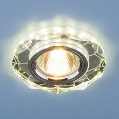 Светодиодный светильник Elektrostandard 2120 MR16 SL зеркальный серебро