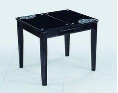 Обеденный стол Обеденный стол Avanti Lotus (чёрный)