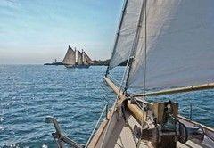 Фотообои Фотообои Komar Sailing 8-526