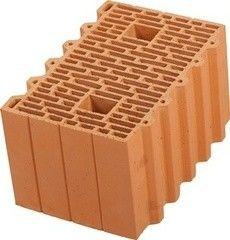 Блок строительный Керамический блок Wienerberger Porotherm 38