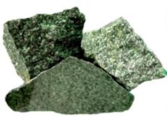 Комплектующие для печей и каминов noname Жадеит колотый (20 кг)