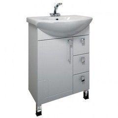 Мебель для ванной комнаты Triton Тумба Диана-55 с ящиками