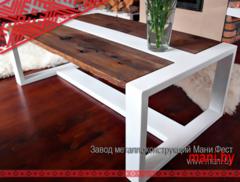 Обеденный стол Обеденный стол Мани Фест В стиле лофт 2