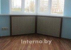 Экран для радиаторов Interno.by Решетка 5